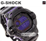 CASIO G-SHOCK RISEMAN G-9200BP G-9200BP-1 MEN IN DARK PURPLE