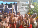 42 Jeeyas proceed towards Ananthan Sannidhi.jpg