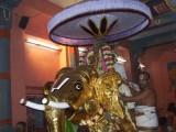 Yani vahanam -tiruthear and Vennaith thAzhi & Kuthirai Vahanam