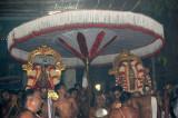 Day-2 of Kanchi Navaraatri utsavam 2011