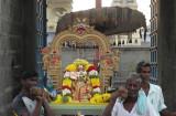 Nam Embaar Veedhi Purappadu on Punarpoosam Day.JPG