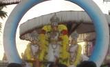 Perumal During Veedhi Purappadu.JPG