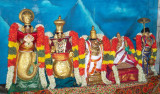 MeenOadu, Aamai, Kezhal, Ari, KuRalaai Emberumaangal-Dasavataraam.JPG