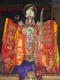 Thirunindravur Brahmothsavam Day3 - Evening Hanumantha Vahanam
