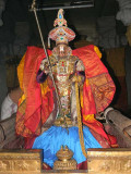 Thirunindravur Brahmothsavam Day8 - Evening - gudhirai Vahanam