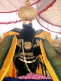 Yatoktakaari Brahmotsavam Day-1 Morning Chapparam
