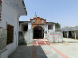 03 A mutt temple and brindavanam.jpg