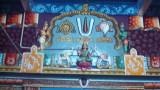 Thaayaar at garbhagriha entrance