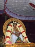 Perumala Kovil Kadai Velli Uthsavam - Sri Perundevi Thayar Purappadu