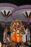 Perumal Kovil Brahmothsavam - Sri Perarulalan Hanumantha vahanam