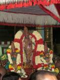 Perumal Kovil Brahmothsavam - Sri Perarulalan @ Vetti Ver Chapparam & Dwaja Avarohanam