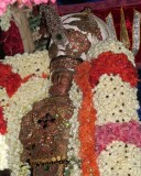 Perumal Kovil Brahmothsavam - Sri Perarulalan @ Pushpa Pallakku