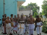 Thiru Velukkai Avathara Uthsavam Purappadu - Thirumanjanam & Asthanam  Aavani Swathi