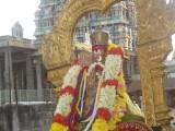 Sriperumbhoodhoor Nanadana pavitrotsava sathumurai