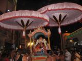 09-Sri PARthasarathy majestically Marhcing up the ThiruvEdhi .jpg