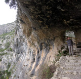 2011 Costa Blanca Valley of 1000 steps walk