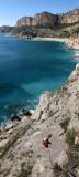 2011 Costa Blanca  Sonnjanika rock climb
