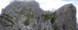 Jagged peaks near maukspitze, Wilder Kaiser