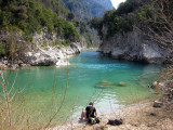 Verdon by the river
