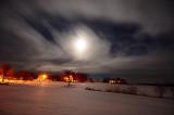 Moonlit Cirro Cumulus