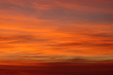 Orange Skyscape