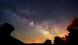 Milky Way over Missouri