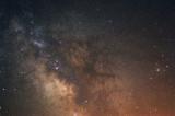 Milky Way Region