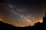 Milky Way with Satellites