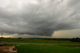 Severe Storm Southwest of Albany