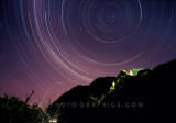 Mt Cook Star Trails 2
