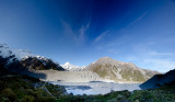 Glacier at Mt Cook