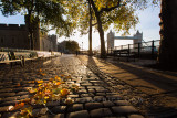 Tower Hill Morning, London