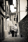 Couple in Bellagio