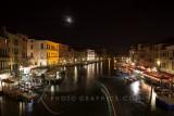 Venice from Rialto Bridge View