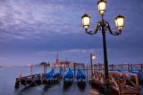 Piazza San Marco pre-dawn