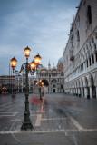 Piazza San Marco Dawn