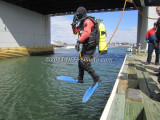 04/14/2011 PCTRT Dive Drill Hingham MA