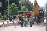 08/17/2011 Gas Line Break Brockton MA