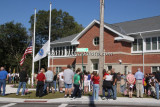 09/11/2011 Police Station Dedication Whitman MA