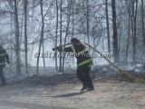 04/04/2012 Brush Fire Brockton MA