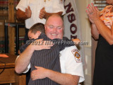 08/07/2012 Swearing-In Ceremony Lieutenant Rob O'Brien Hanson MA