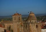 Stork-towers