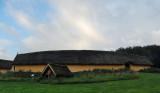 Vikingegård fra Vorbasse (rekonstruktion)