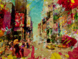 Our Chaotic Lives in the City  by  fmr - November 2011