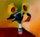 Sunflowers -- fmr