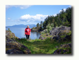 Gowlland Tod Provincial Park:  McKenzie Bight Trail: Chapter 1
