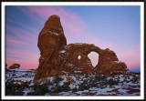 Turret Arch at Sunrise