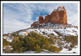 Wintry Arches NP