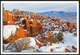 Snow On The Fiery Furnace