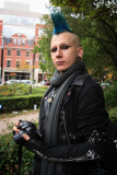 mohawk @ #occupy TO